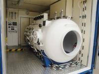 甲板式减压舱